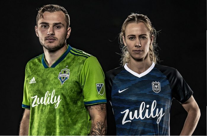 release date 7893f c6992 Seattle Sounders and Reign 2019 adidas Home Kits - FOOTBALL ...