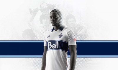 Vancouver Whitecaps 2019 adidas Home Football Kit, Soccer Jersey, Shirt
