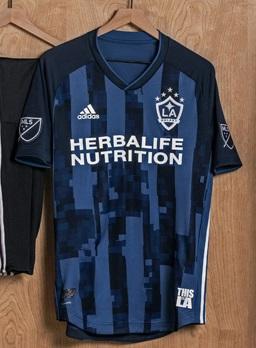 LA Galaxy 2019 2020 adidas Away Soccer Jersey, Football Kit, Shirt, Camiseta de Futbol MLS