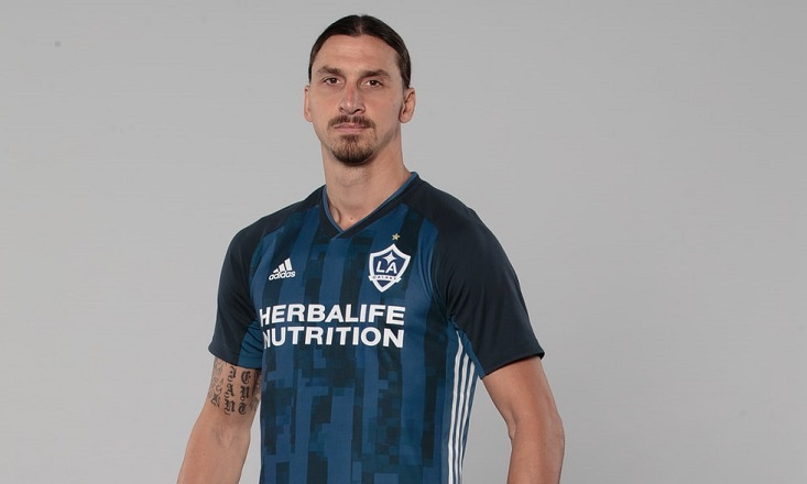 save off 71876 408a6 LA Galaxy 2019 adidas Away Jersey - FOOTBALL FASHION.ORG