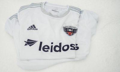 DC United 2019 2020 adidas Away Soccer Jersey, Football Kit, Shirt, Camiseta de Futbol