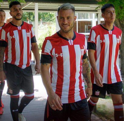 Estudiantes de La Plata 2019 Under Armour Home Football Kit, Soccer Jersey, Shirt, Camiseta de Futbol