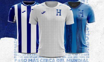 Honduras 2019 Joma Football Kit, Soccer Jersey, Shirt, Camiseta de Futbol