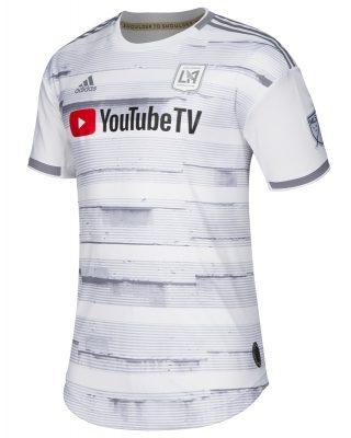 Los Angeles FC 2019 adidas Away Soccer Jersey, Football Kit, Shirt, Camiseta de Futbol MLS