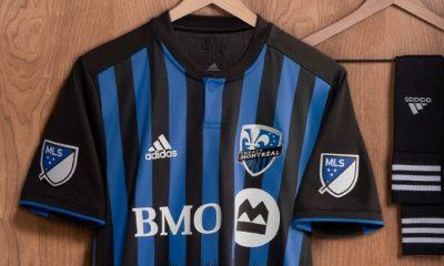 Montreal Impact 2019 adidas Home Football Kit, Soccer Jersey, Shirt, Maillot