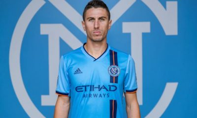 New York City FC adidas 2019 2020 Home Soccer Jersey, Football Kit, Shirt, Camiseta de Futbol Major League Soccer