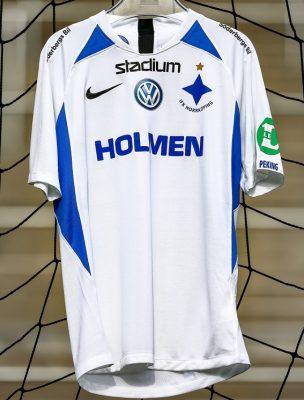 FK Norrköping 2019 2020 Nike Home Football Kit, Soccer Jersey, Shirt, Matchtröja
