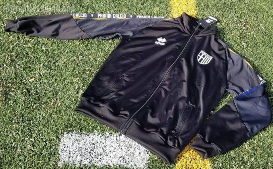 Parma Calcio Erreà STRIPE iD 2019 Range, Kit, Shirt, Jersey, gara, Maglia, Jacket