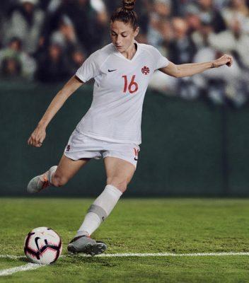 Canada 2019 Women's World Cup Nike Jerseys