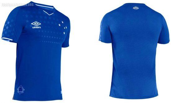 Cruzeiro 2019 Umbro Home Football Kit, Soccer Jersey, Shirt, Camisa, Camiseta