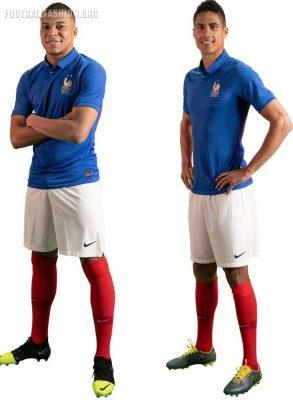 France 2019 Centenary Nike Soccer Jersey, Football Kit, Shirt, maillot du centenaire de la FFF