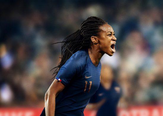 France 2019 Women's World Cup Nike Football Kit, Soccer Jersey, Shirt, Maillot, Coupe du Monde