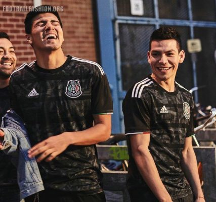 Mexico 2019 Gold Cup adidas Home Soccer Jersey, Shirt, Football Kit, Camiseta del Copa Oro