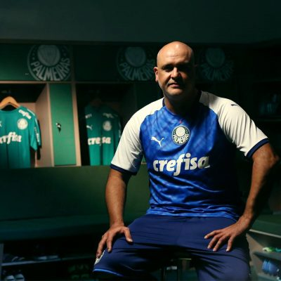 Palmeiras 1999 Copa Liberatores PUMA 2019 Commemorative Football Kit, Soccer Jersey, Shirt, Camisa