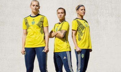 Sweden 2019 Women's World Cup adidas Home Football Kit, Soccer Jersey, Shirt, Matchtröja
