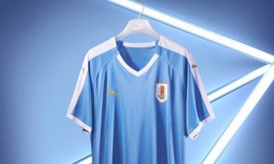 Uruguay 2019 Copa America PUMA Football Kit, Soccer Jersey, Shirt, Camiseta de Futbol