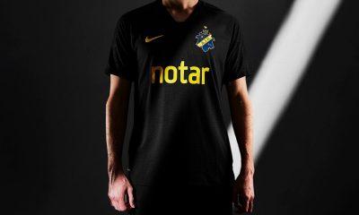 AIK Fotboll 2019 2020 Nike Home Soccer Jersey, Shirt, Kit, Matchtröjan