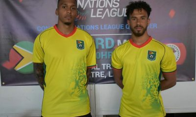 Guyana 2019 Home Football Kit, Soccer Jersey, Shirt