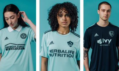 MLS adidas x Parley 2019 Earth Day Soccer Jersey, Shirt, Football Kit, Camiseta de Futbol