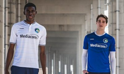 New York Cosmos 2019 Inaria Home and Away Soccer Jersey, Shirt, Kit, Camiseta de Futbol