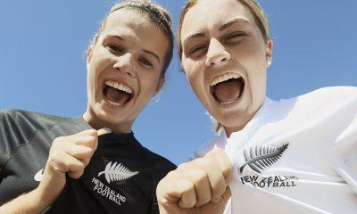 New Zealand 2019 FIFA Women's World Cup Nike Football Kit, Soccer Jersey, Shirt