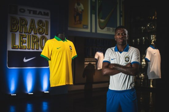 Brazil 2019 Copa America Nike Soccer Jersey, Camiseta, Camisa, Football Shirt, Kit, Brasil
