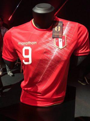 Peru 2019 Marathon Special Edition Football Kit, Soccer Jersey, Shirt, Camiseta de Futbol El Corazón De Todos