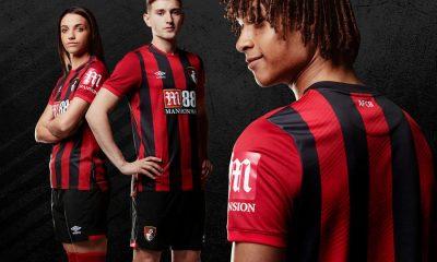 AFC Bournemouth 2019 2020 Umbro Home Football Kit, Soccer Jersey, Shirt