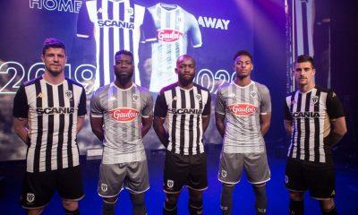 Angers SCO 2019 2020 Kappa Home and Away Football Kit, Soccer Jersey, Shirt, Maillot