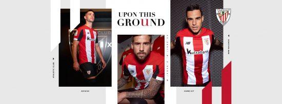 Athletic Club de Bilbao 2019 2020 Football Kit, Soccer Jersey, Shirt, Camiseta de Futbol, Equipacion, Kamiseta