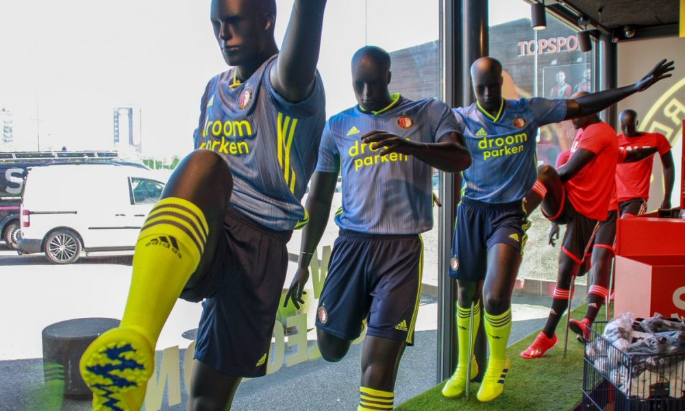 Feyenoord Rotterdam 2019/20 adidas Away Kit - FOOTBALL ...