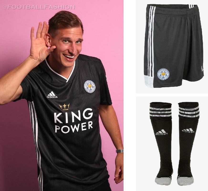 Leicester City 2019/20 adidas Away Kits - FOOTBALL FASHION