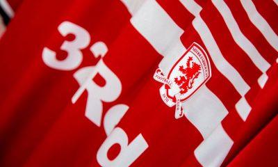 Middlesbrough FC 2019 2020 hummel Home Football Kit, Soccer Jersey, Shirt