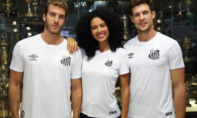 Santos FC 2019 2020 Umbro Home Football KIt, Soccer Jersey, Shirt, Camisa, Camiseta