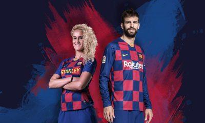 FC Barcelona 2019 2020 Nike Home Football Kit, Soccer Jersey, Shirt, Camiseta, Equipacion, Camisa, Maillot, Trikot, Tenue