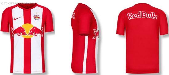 Red Bull Salzburg 2019 2020 Nike Home Football Kit, Soccer Jersey, Shirt, Trikot