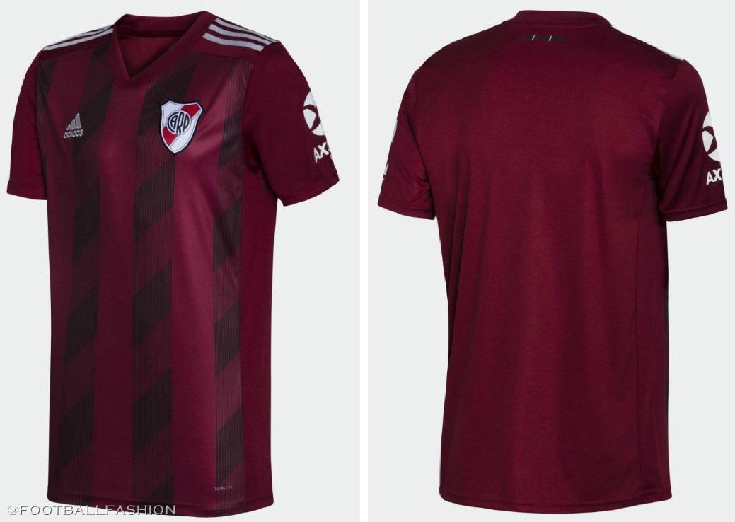 River Plate 2019/20 adidas Away Jersey - FOOTBALL FASHION