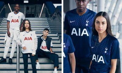 Tottenham Hotspur 2019 2020 Nike Home and Away Football Kit, Soccer Jersey, Shirt, Camiseta de Futbol, Camisa, Maillot, Trikot, Tenue, Dres