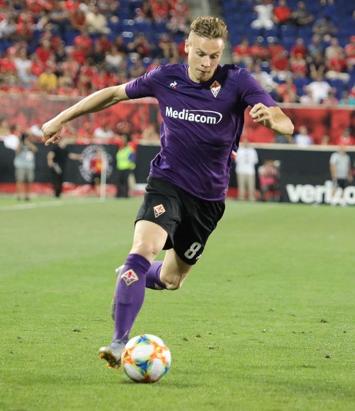 ACF Fiorentina 2019/20 le coq sportif Home Kit - FOOTBALL FASHION