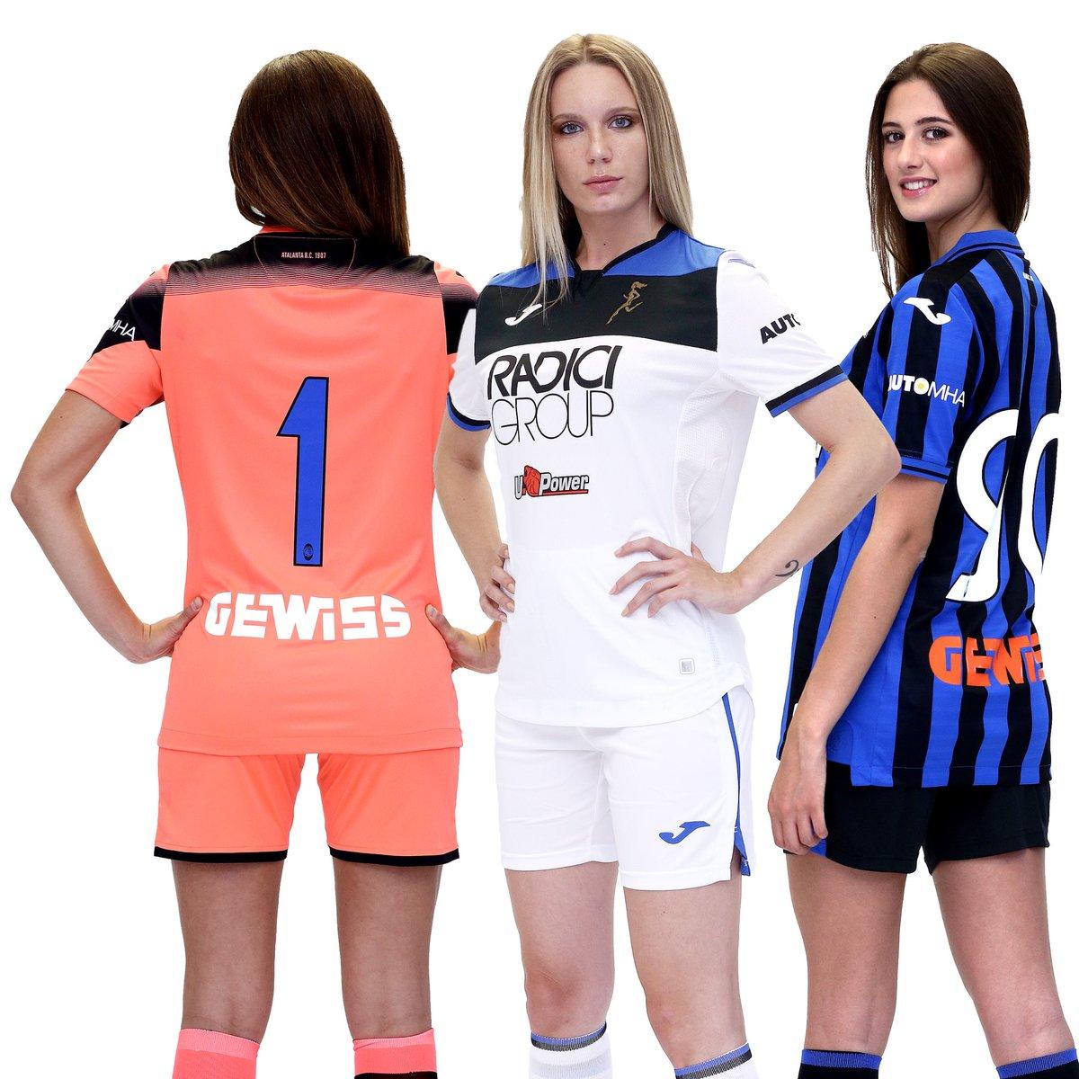 Atalanta 2019/20 Joma Home and Away Kits - FOOTBALL FASHION