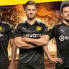 Borussia Dortmund 2019 2020 PUMA Away Football Kit, Soccer Jersey, Shirt, Trikot, Heimtrikot, Maillot, Camiseta, Camisa