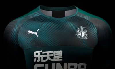 Newcastle United 2019 2020 PUMA Away Football Kit, Soccer Jersey, Shirt, Camiseta de Futbol, Camisa, Maillot