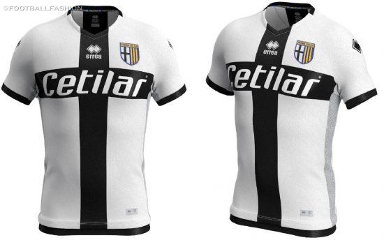 Parma Calcio 2019 2020 Erreà Home Football Kit, Soccer Jersey, Shirt, Gara, Maglia