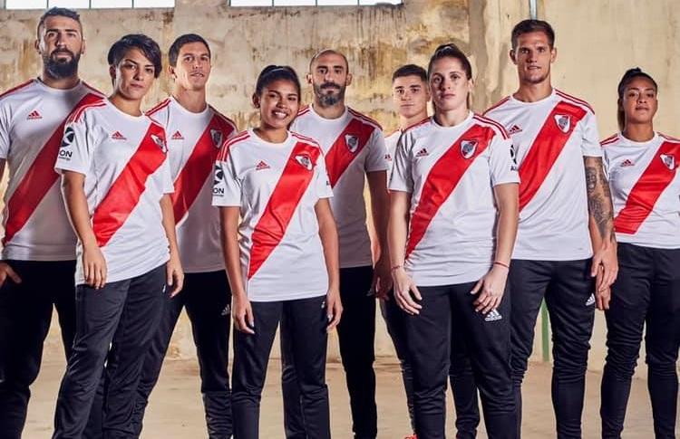 Rechazado Plantación para jugar  River Plate 2019/20 adidas Home Kit - FOOTBALL FASHION