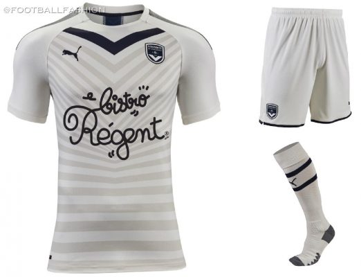Girondins de Bordeaux 2019 2020 PUMA Football Kit, Soccer Jersey, Shirt, Maillot