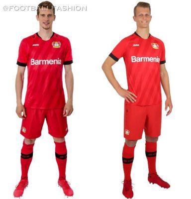 Bayer 04 Leverkusen Steppjacke JAKO Herren, Saison 19//20
