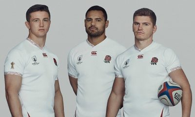 England Rugby World Cup 2019 Home and Away Kit, Shirt, Jersey
