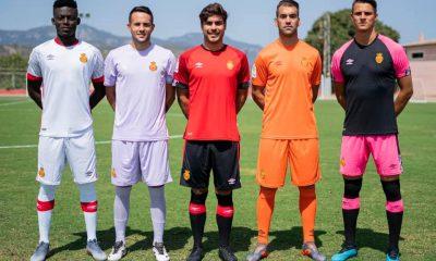 RCD Mallorca 2019 2020 Umbro Football Kit, Soccer Jersey, Shirt, Camiseta de Futbol