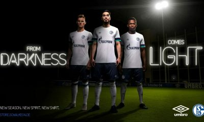 FC Schalke 04 2019 2020 Umbro Away and Third Football Kit, Soccer Jersey, Trikot