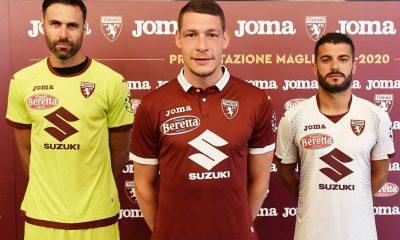 Torino FC 2019 2020 Joma Football Kit, Soccer Jersey, Shirt, Gara, Maglia